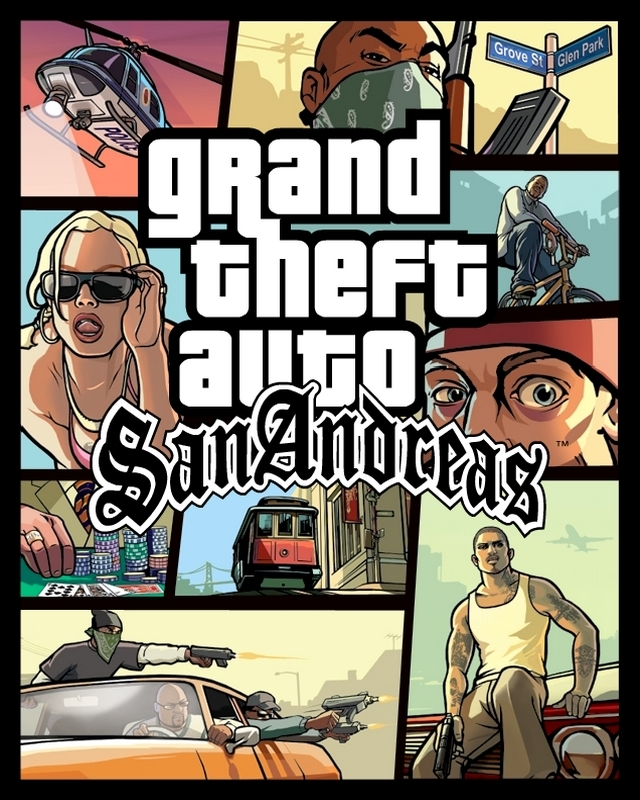 Descargar Poleras RAP Y FUTBOL [ GTA San Andreas ] Pc.