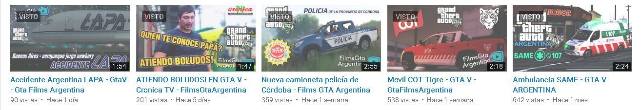 Gta V Argentina - Tragedia Lapa Bs.As
