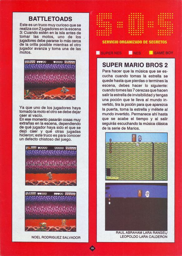 Revista Club Nintendo No 7