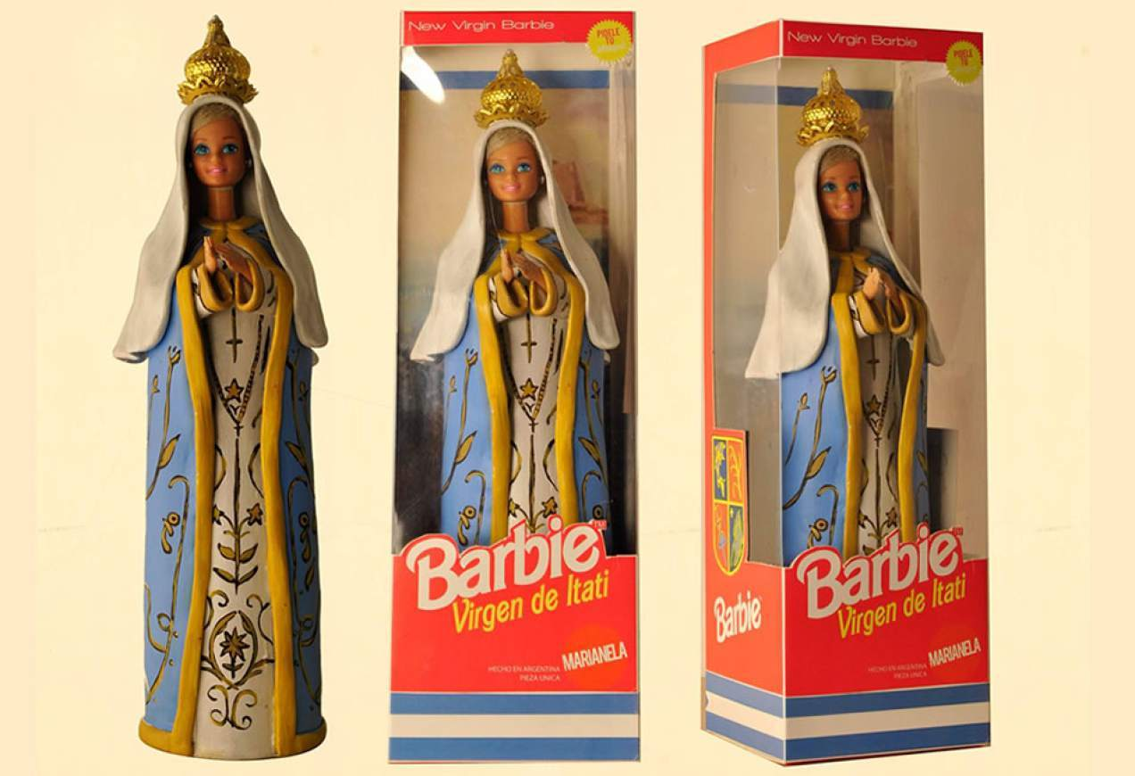 Las Barbies vírgenes made in Argentina
