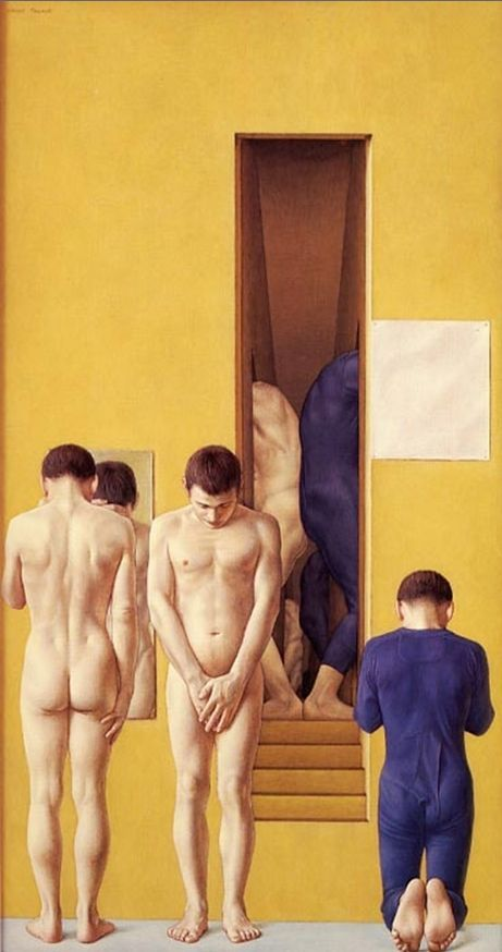 Jared French Realismo Magico (1905-1988)