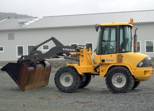 Volvo L35b Compact Wheel Loader Pdf Service Manual