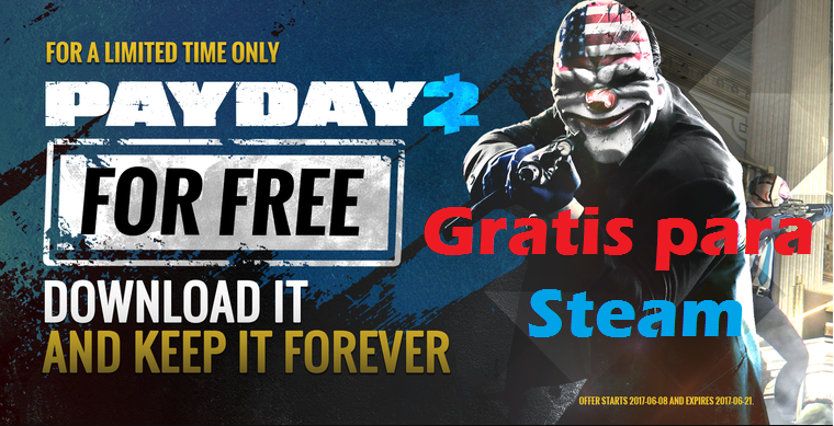 PayDay 2 Steam