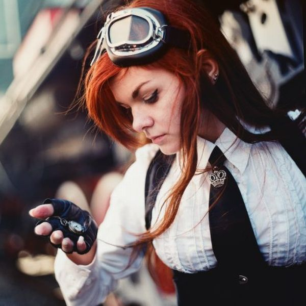 Steampunk COSPLAY