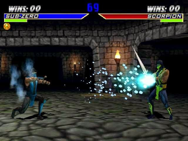 analisis mortal kombat