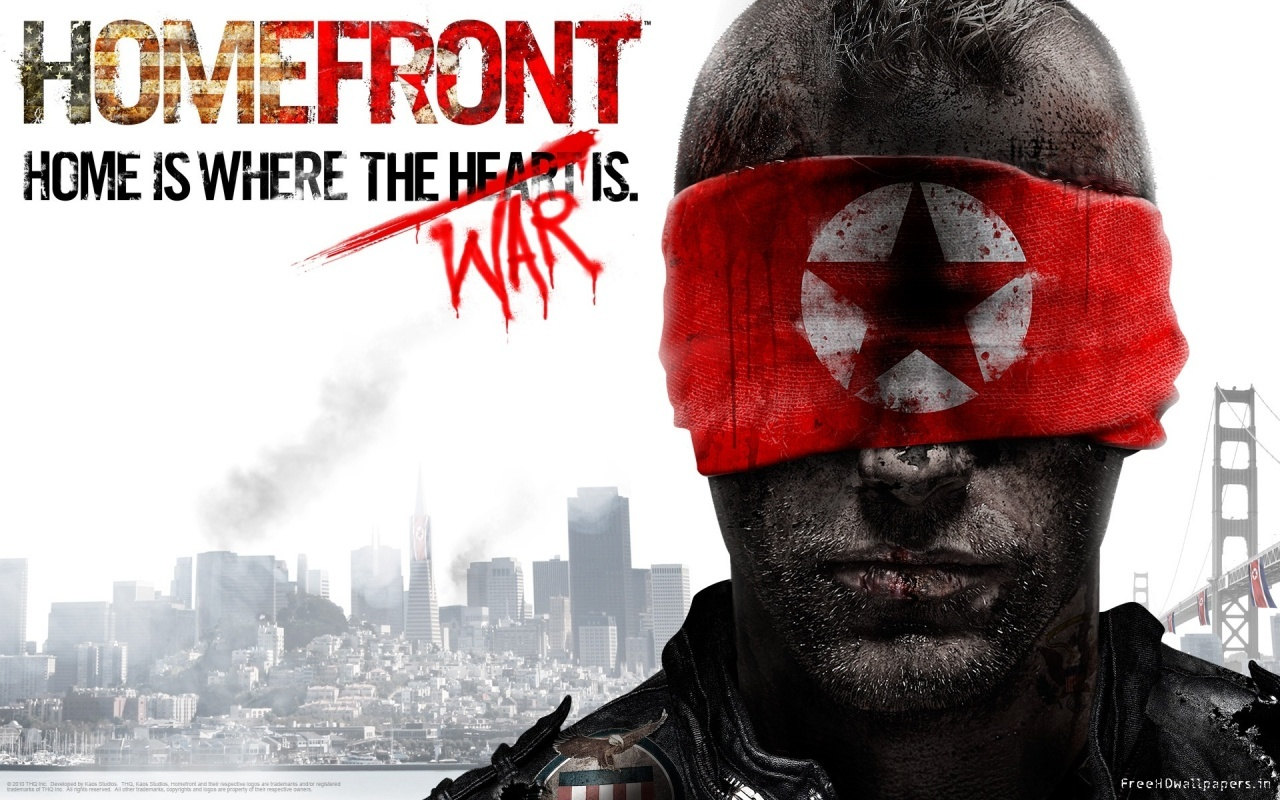 Homefront gratis en Humble Bundle