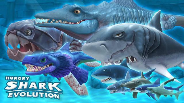 Hungry Shark Evolution trucos y tips Money