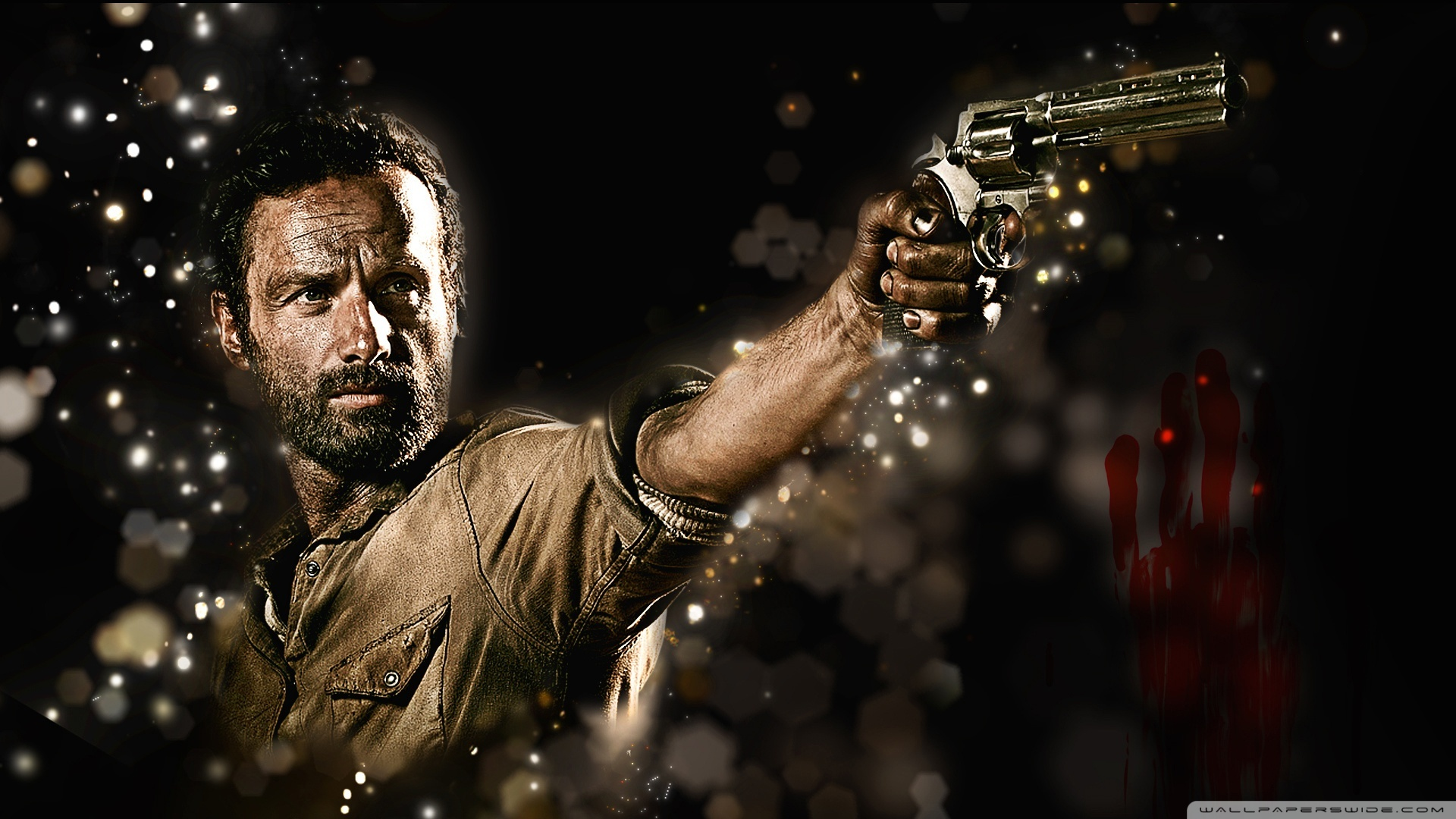 wallpaper de the walking dead full hd im225genes taringa