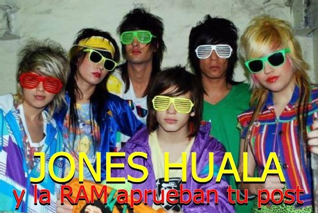 Jones Huala flogger