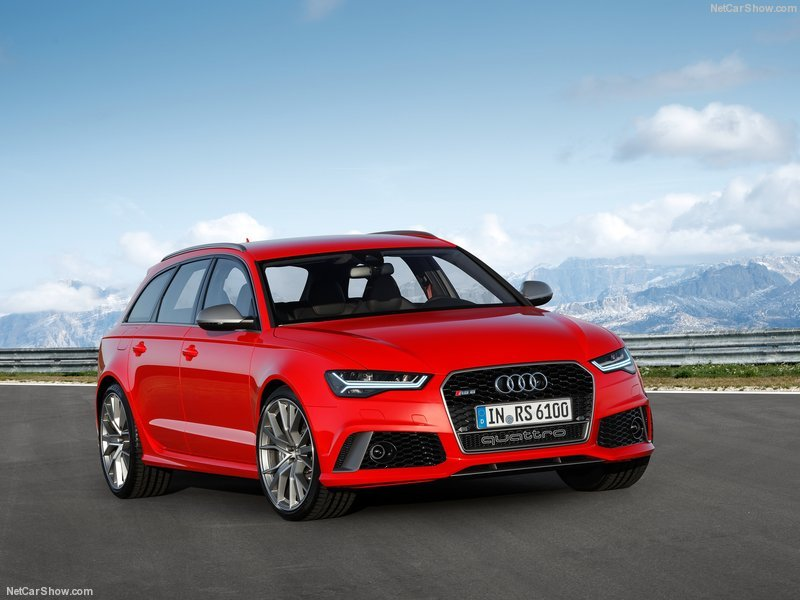 Audi RS6 Avant performance 650cv para un auto familiar