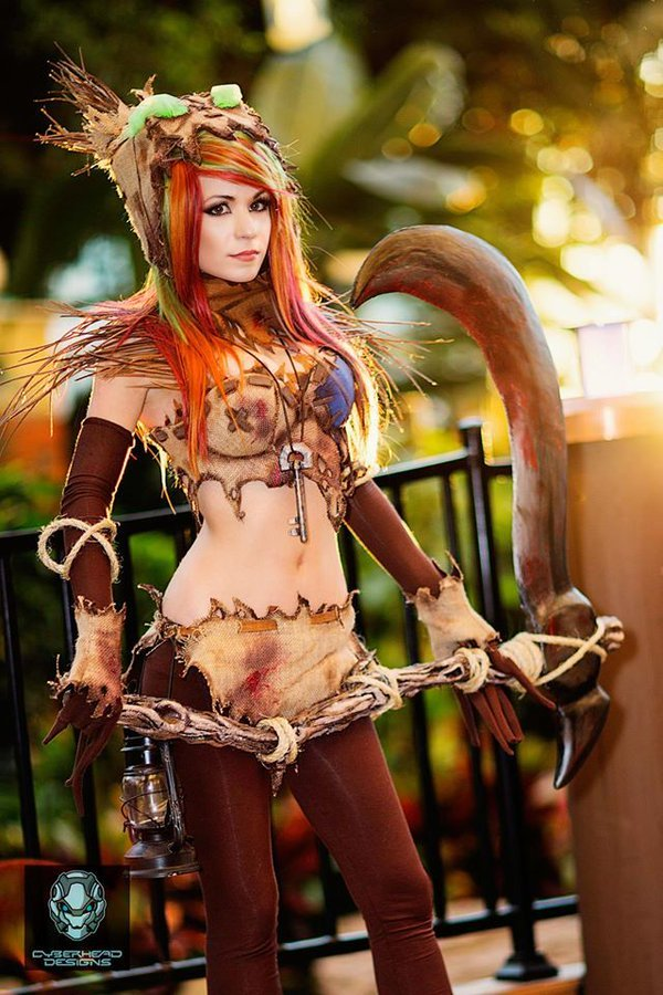50 Cosplayers Sexys