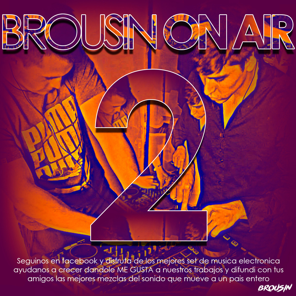 Brousin On Air 02 - Bariloche - Rio Negro - Argentina