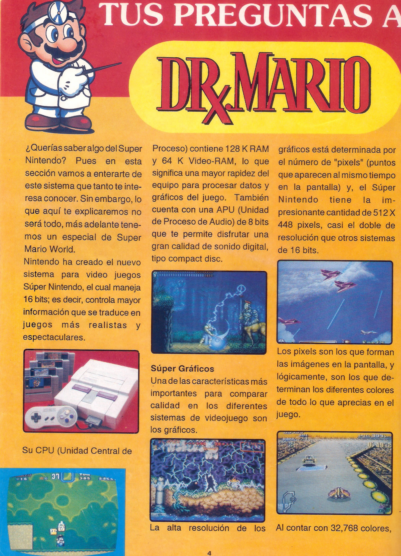 Revista Club Nintendo No 1