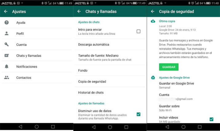 Recuperar Whatsapp Borrados Iphone 4s
