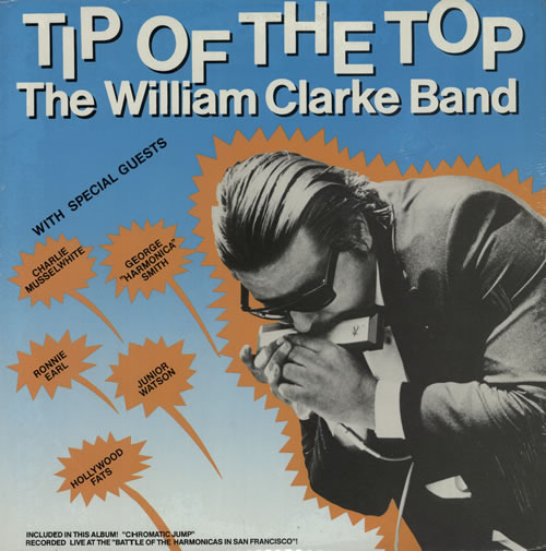 William Clarke - Tip Of The Top + yapa