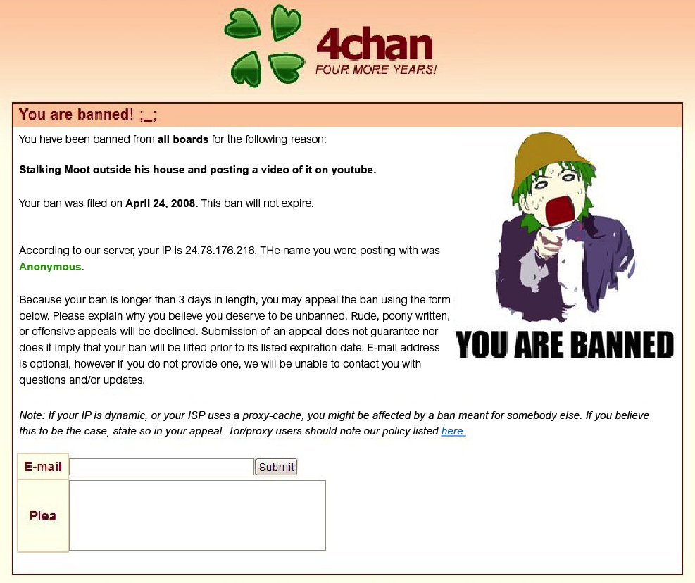Historias de 4Chan #2: patos, bomba , atenttion whore